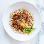 Simple Plant-based Lentil Bolognese