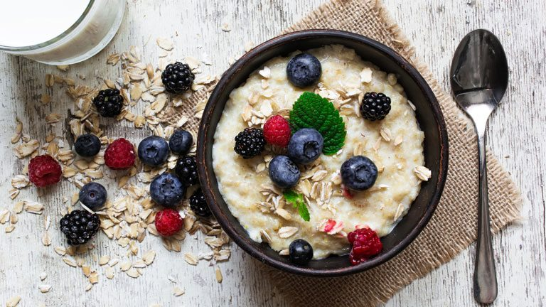 porridge,-5-foods-and-supplements-for-better-heart-health