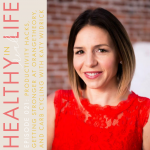 """021: Productivity hacks, getting better at Orangetheory, and the power of """"no"""" with Katy Widrick"""