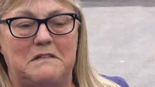 Aunt of four victims Barbara Douglas