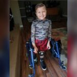 After a mysterious illness paralyzed her son, mom turned to polio survivors for answers