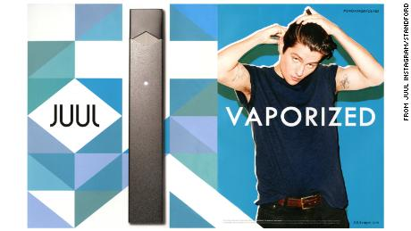 Juul promotional materials, archived by Stanford Research into the Impact of Tobacco Advertising.