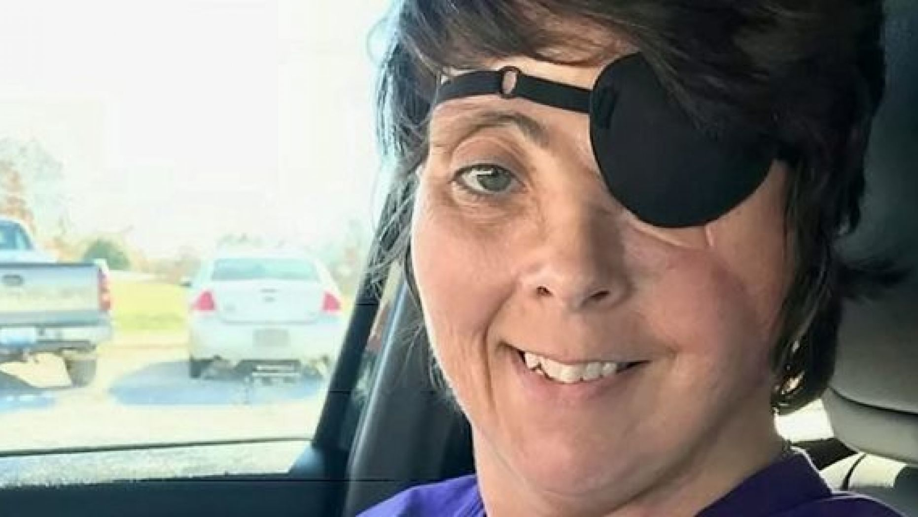 Kristie Young is now advocating for firework safety after suffering the loss of her eye and a brain hemorrhage.