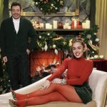"Miley Cyrus Gave the Christmas Song ""Santa Baby"" a Feminist Update and It's Truly Amazing"