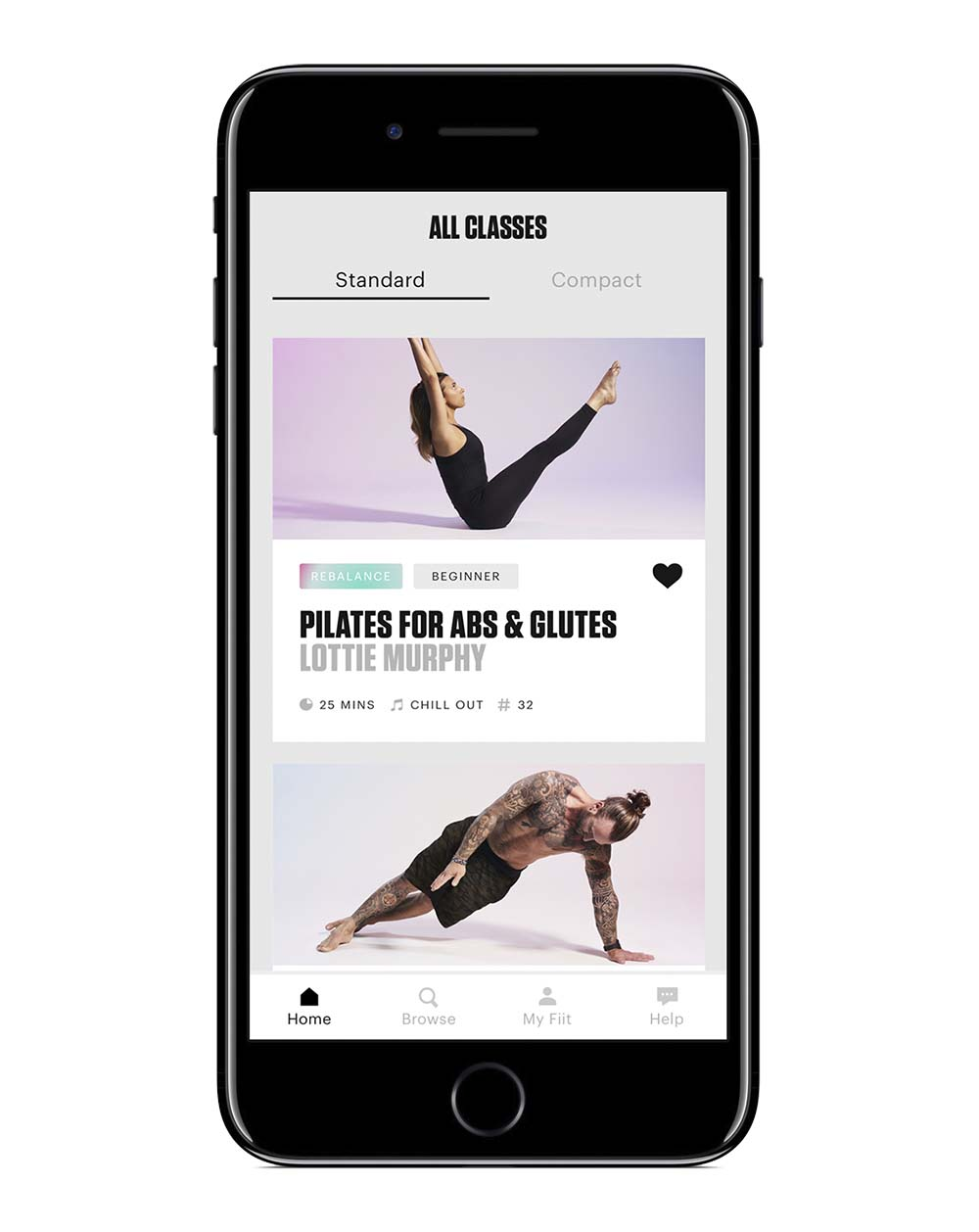 fiit phone app xmas gift guide