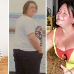 Weight loss: Woman loses FIVE stone by following diet plan with three simple steps – Express