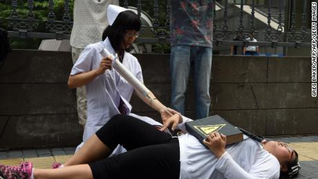 Strapped into chairs and electrocuted: How LGBT Chinese are forced into 'conversion therapy'