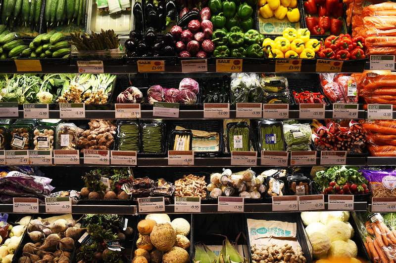 Supermarkets have warned that certain foods could be limited in the event of a no-deal Brexit