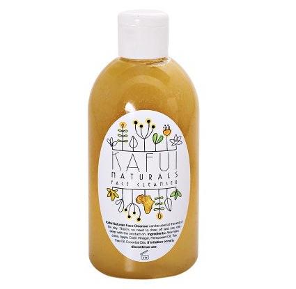 Kafui Naturals Face Cleanser