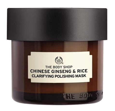 Body Shop Polishing mask