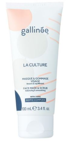 Gallinee Face mask and scrub