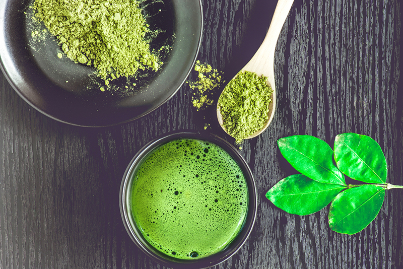matcha-green-tea-and-powder-on-table-9-foods-that-could-help-prevent-cancer-if-added-to-diet-given-by-Rick-Hay-healthista