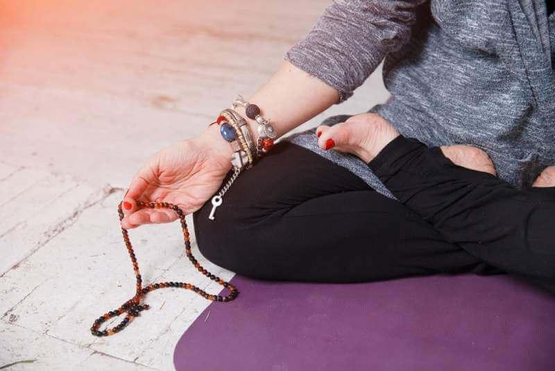 woman-doing-yoga-exercises