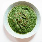 Creamy Cauliflower Spinach