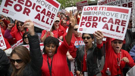 Medicare for All is a political loser