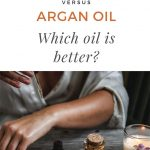 Which is better for the skin: Rosehip Oil or Argan Oil?