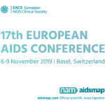 Coming soon: news from the 17th European AIDS Conference