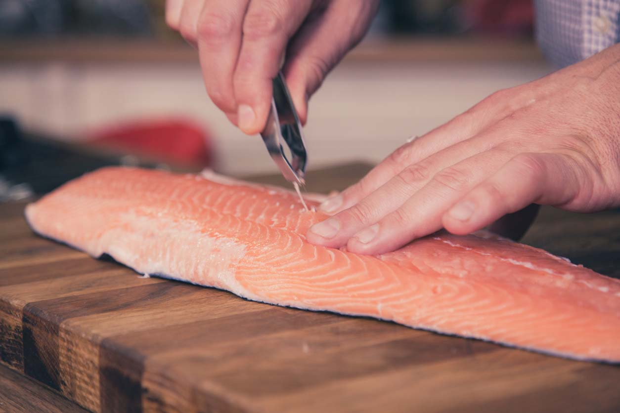 a staggering 60 per cent of us haven't eaten oily fish in the last seven days