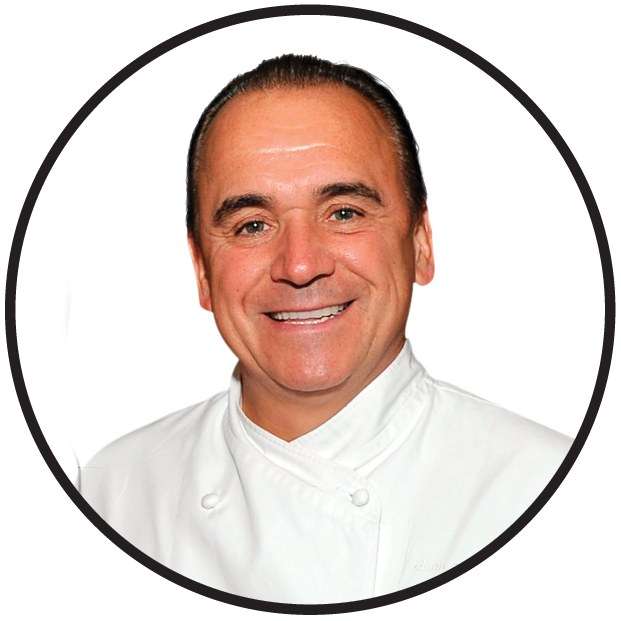 Image may contain Chef Human Person JeanGeorges Vongerichten and Face